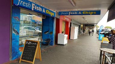 Central Seafoods