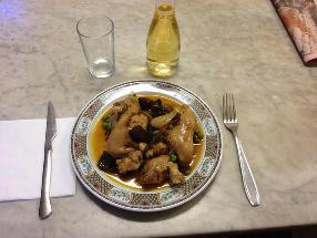Restaurant Vilarrubias