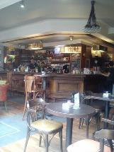 Vespa bar