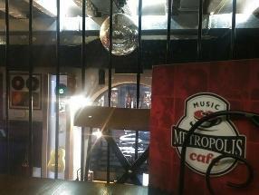 Metropolis Music Cafe