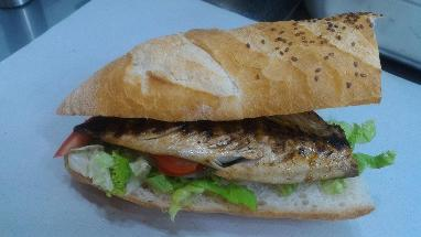 Deniz Cafe & Balık Ekmek