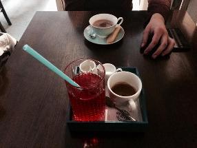 Vinyl caffe