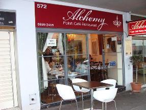 Alchemy Polish Cafe Restaurant