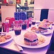 Intergalactic Diner