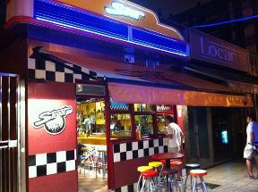 Street bar