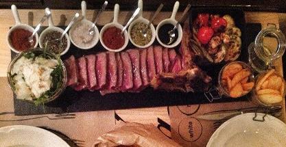 Steak & Wine Bar