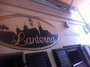 Restoran Lanterna na Dolcu