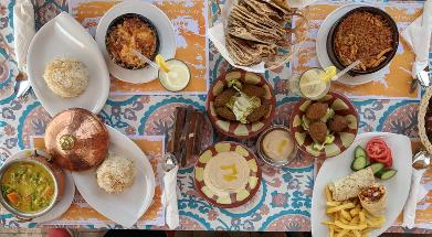 Al-Sahaby Lane Restaurant