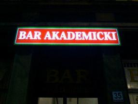 Bar Mleczny Akademicki