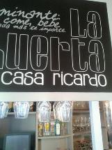 Casa Ricardo