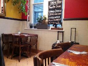 Cafe Churchill