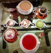 Salon de thé by Small Tree