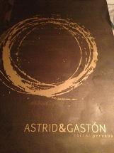 Astrid y Gaston