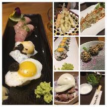 Tsukiji sushi bar