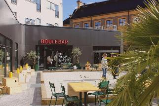 Boulebar Slottsgatan