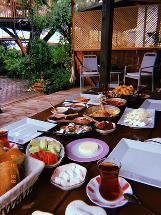 Bahçem Garden Cafe