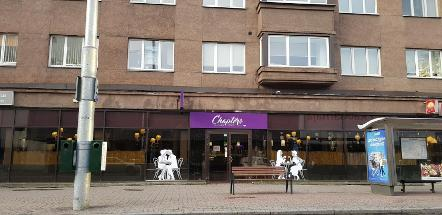 Chapters Boutique Cafe