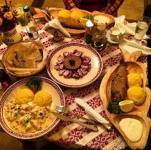 Casa Maramureseana - Restaurant Traditional