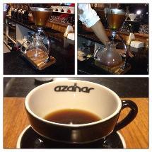 Azahar Café