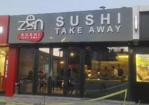 ZenSushi Take Away