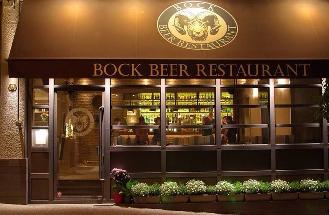 Bock Beer Restaurant