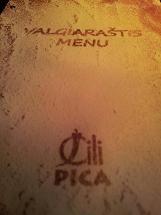 Cili Pica, picerija, Roksva
