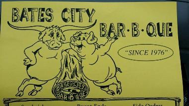 Bates City  BBQ
