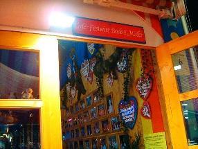 Bodos Cafézelt