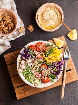 Yalla Organic Hummus & Grill