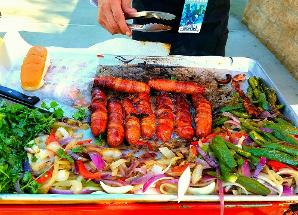 Dedicated Danny's Bacon Wrapped Hot Dogs