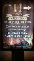Mesón El Huertano