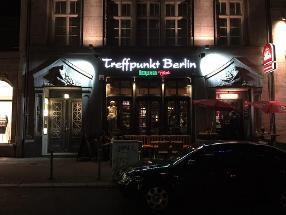 Treffpunkt Alt-Berliner Kneipe