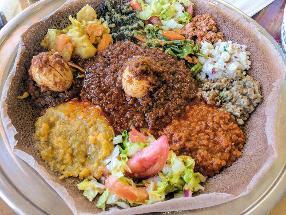 Ayda Ethiopian Restaurant