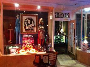 "The ""World Famous"" Cigar Bar"