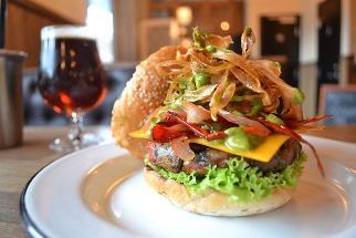 Døgnvill Burger