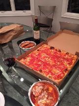 Amici Brick Oven Pizza