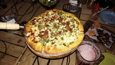 Pizza del Perro Negro