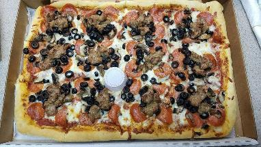 Harpo's Pizza