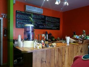 Arte's Healthy Juice Bar
