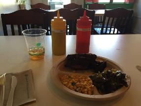 Kitchen Table BBQ & Comfort Food @ Goosetown Tavern