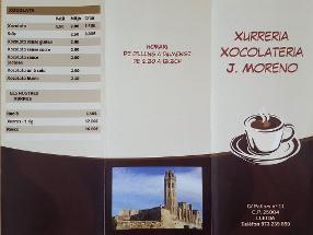 Churreria Chocolateria J. Moreno