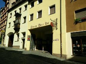 Albrecht Dürer Stube