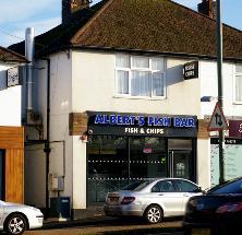 Albert Fish Bar