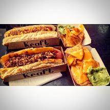 Kraft Hot Dog