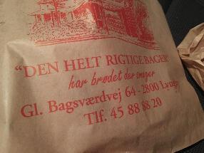 Den Helt Rigtige Bager
