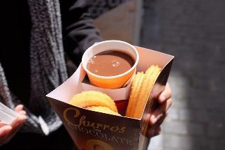 Madrid 1883 churrería - chocolatería
