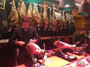 Mercado Jamon Iberico
