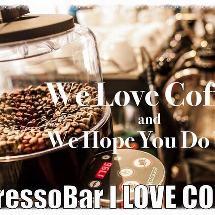 EspressoBar - I Love Coffee
