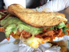 Tacos Las 3 Salsas