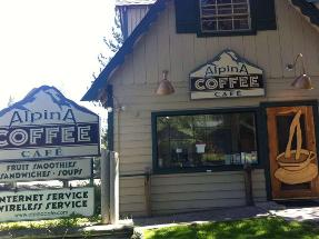 Alpina Coffee
